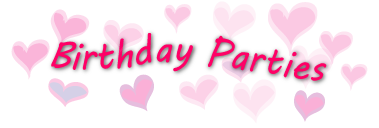 Birthday Party Themes at Razzberry Lips